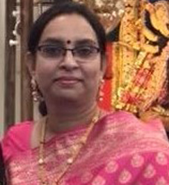 <b>Mrs. Nibedita Laha</b><br>Executive Member
