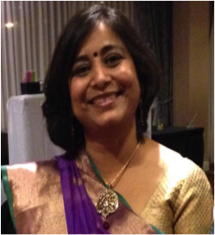 <b>Mrs. Chameli Panja</b><br>Vice President<br><b>Email:</b> vp@dakshini.org
