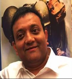 <b>Mr. Rupak Chatterjee</b><br>Executive Member