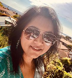 <b>Ms. Sampurna Dube</b><br>Treasurer<br><b>Email:</b> treasurer@dakshini.org