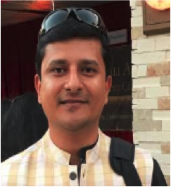 <b>Mr. Swagato Ghosh</b><br>Executive Member