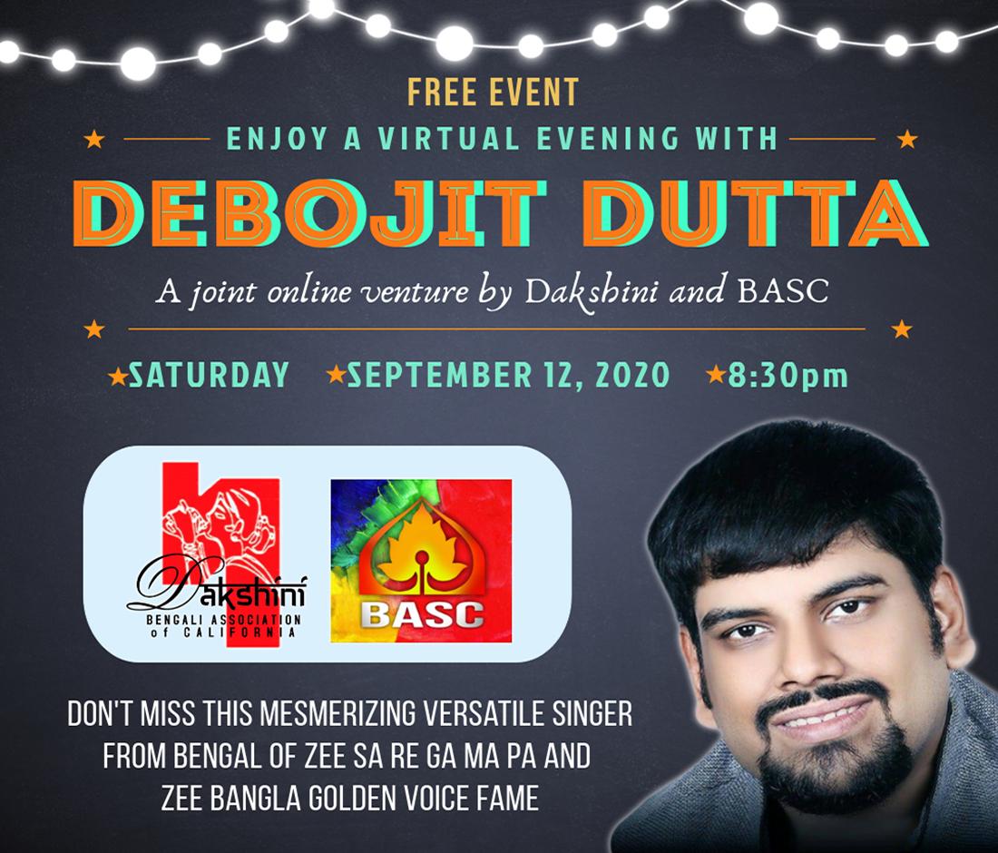 7. Debojit Dutta concert